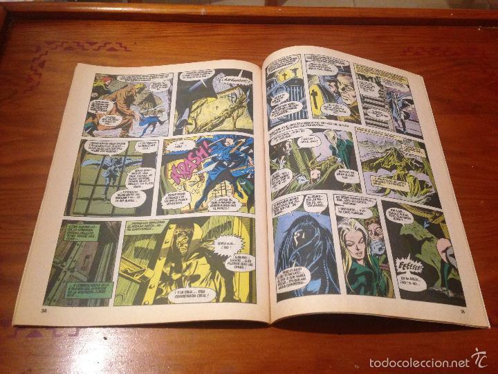Cómics: LA TUMBA DE DRACULA VOL 2 V 2 Nº 2. ¿QUIEN ACECHA LA TUMBA DE DRACULA?. VERTICE 1981. TUNET VILA - Foto 2 - 56870990