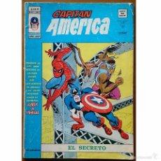 Cómics: CAPITAN AMERICA VOL 3 Nº 19 / MARVEL / VERTICE / MUNDI COMICS 1974 (STAN LEE & JOHN ROMITA) -. Lote 52731609