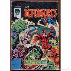 Cómics: LOS DEFENSORES Nº 3 / MARVEL / VERTICE / MUNDI COMICS 1981 (ROGER SLIFER & KEITH GIFFEN). Lote 53995958