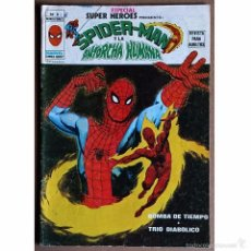 Cómics: SUPER HEROES PRESENTA Nº 6 / SPIDERMAN Y LA ANTORCHA HUMANA / MARVEL / VERTICE / MUNDI COMICS 1979. Lote 53996323