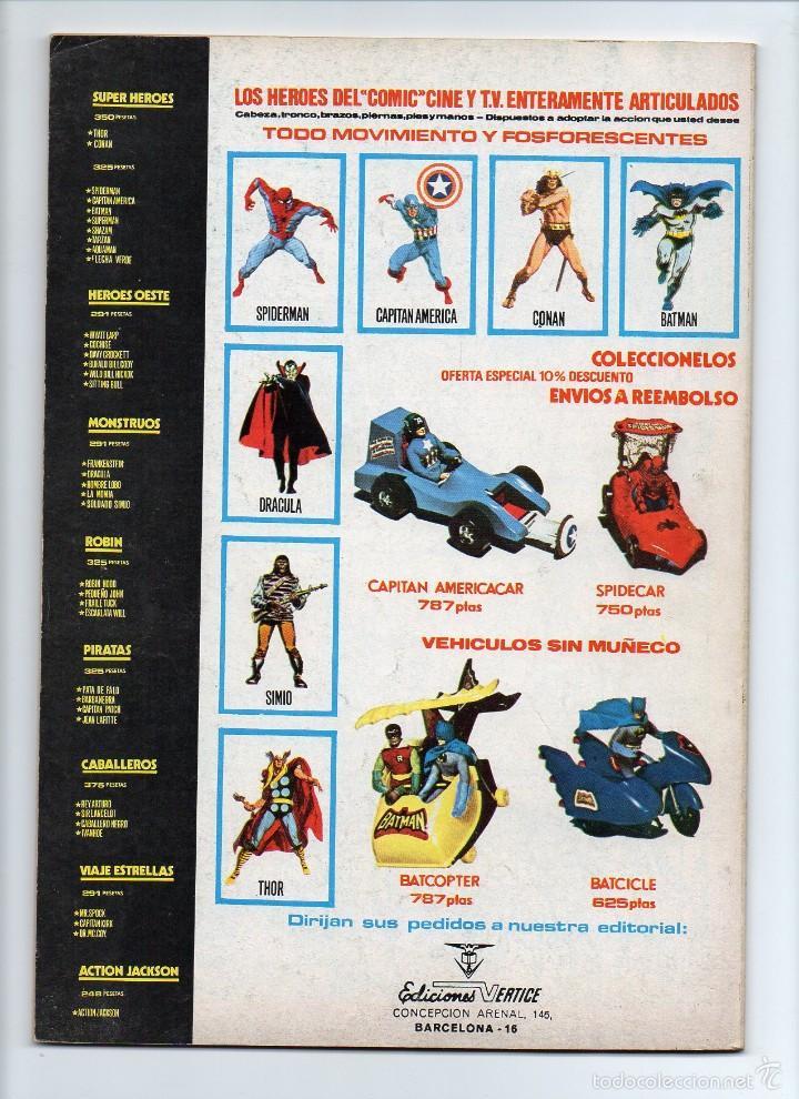 Cómics: VÉRTICE SUPER HEROES V2 Nº77 - Foto 2 - 56946274