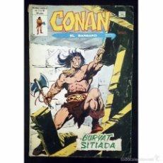 Cómics: CONAN EL BARBARO VOL 2 Nº 39 / VERTICE / MUNDI COMICS 1980 (ROY THOMAS & JOHN BUSCEMA). Lote 52662195
