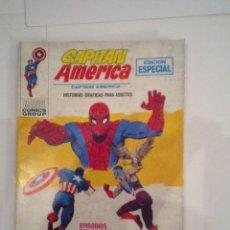 Cómics: CAPITAN AMERICA - VERTICE - VOLUMEN 1 - NUMERO 18 - CJ 84 - BUEN ESTADO - GORBAUD. Lote 56967683
