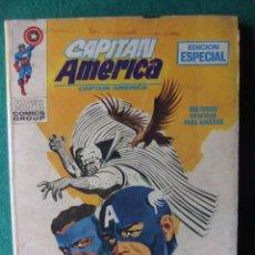 Cómics: CAPITAN AMERICA VOL. 1 Nº 20: EN MANOS DE GORGOLA GRIS - LOPEZ ESPI (VERTICE 1971). Lote 57034790