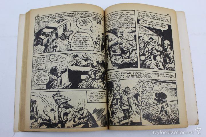 Cómics: L-3862 AQUI BARRACUDA EXTRA. BARRACUDA CONTRA C.O.S.A. ED. VERTICE 1966 - Foto 4 - 57034871