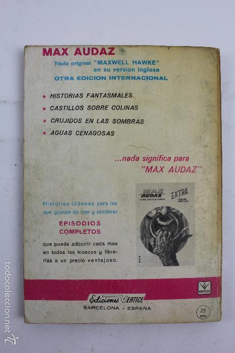 Cómics: L-3862 AQUI BARRACUDA EXTRA. BARRACUDA CONTRA C.O.S.A. ED. VERTICE 1966 - Foto 5 - 57034871