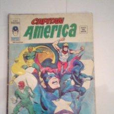 Cómics: CAPITAN AMÉRICA - VERTICE - VOLUMEN 3- NUMERO 9 - CJ 75 - GORBAUD. Lote 57073389