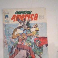 Cómics: CAPITAN AMÉRICA - VERTICE - VOLUMEN 3- NUMERO 10 - CJ 75 - GORBAUD. Lote 57073419