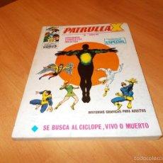 Cómics: PATRULLA X V.1 Nº 24 MUY BUEN ESTADO. Lote 57105685
