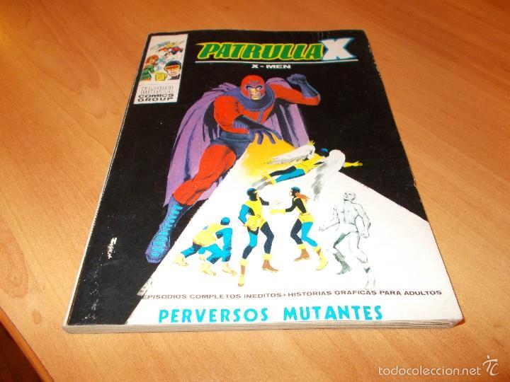 PATRULLA X V.1 Nº 2 MUY BUEN ESTADO (Tebeos y Comics - Vértice - Patrulla X)