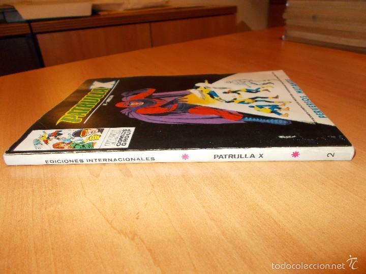 Cómics: PATRULLA X V.1 Nº 2 MUY BUEN ESTADO - Foto 2 - 57106134