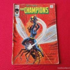 Cómics: SUPER HEROES VOL. 2 Nº. 84. THE CHAMPIONS . C-11.. Lote 57109952