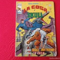 Comics: SUPER HEROES VOL. 2 Nº. 100. LA COSA Y SKULL . C-11.. Lote 57111555