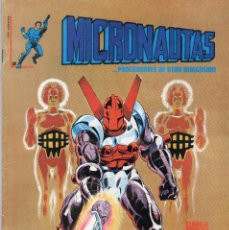 Cómics: COMIC VERTICE - SURCO 1983 MICRONAUTAS Nº 2 (MUY BUEN ESTADO). Lote 57116549
