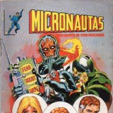Cómics: COMIC VERTICE - SURCO 1983 MICRONAUTAS Nº 4 (BUEN ESTADO). Lote 57116661