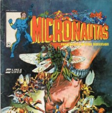Cómics: COMIC VERTICE - SURCO 1983 MICRONAUTAS Nº 6 (BUEN ESTADO). Lote 57116788