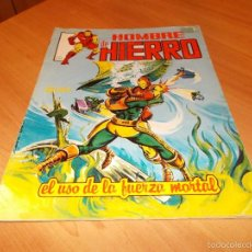 Cómics: EL HOMBRE DE HIERRO Nº 7 LINEA SURCO. Lote 57127044