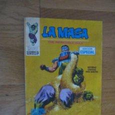 Cómics: VERTICE- LA MASA NUMERO 6- MBE. Lote 57130299