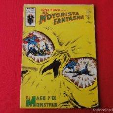 Cómics: SUPER HEROES VOL. 2 Nº. 106. EL MOTORISTA FANTASMA . C-11.. Lote 57135893