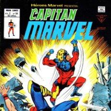 Cómics: VÉRTICE. HÉROES MARVEL V2. VOLUMEN 2 Nº 58. CAPITÁN MARVEL .. Lote 56333398