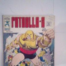PATRULLA X - VERTICE - VOLUMEN 3 - NUMERO 6 - CJ 99 - GORBAUD