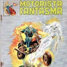 Cómics: COMIC VERTICE - SURCO 1983 MOTORISTA FANTASMA Nº 6 (BUEN ESTADO). Lote 57234636