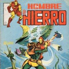 Cómics: COMIC VERTICE - SURCO 1983 HOMBRE DE HIERRO Nº 7 BUEN ESTADO. Lote 57234814