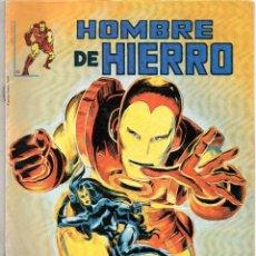 Cómics: COMIC VERTICE - SURCO 1983 HOMBRE DE HIERRO Nº 6 BUEN ESTADO. Lote 57234897