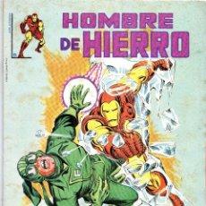 Cómics: COMIC VERTICE - SURCO 1983 HOMBRE DE HIERRO Nº 5 BUEN ESTADO. Lote 57234976
