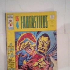Comics : LOS 4 FANTASTICOS - VERTICE - VOLUMEN 3- NUMERO 4- CJ 75 - GORBAUD. Lote 57274988