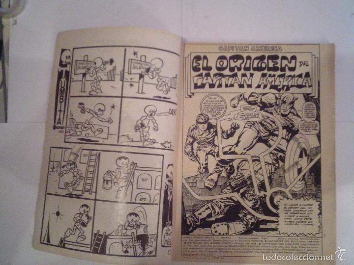 Cómics: CAPITAN AMERICA - VOLUMEN 3 - VERTICE - NUMERO 5 - CJ 75 - GORBAUD - Foto 2 - 57275201