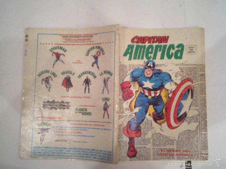 Cómics: CAPITAN AMERICA - VOLUMEN 3 - VERTICE - NUMERO 5 - CJ 75 - GORBAUD - Foto 4 - 57275201