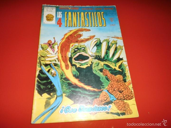 LOS 4 FANTASTICOS VOL. 3 Nº 30 MUNDI COMICS VERTICE (Tebeos y Comics - Vértice - 4 Fantásticos)