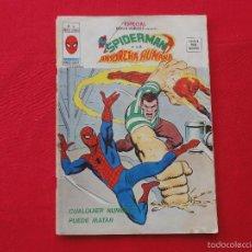 Cómics: ESPECIAL SUPER HEROES PRESENTA. Nº. 14. SPIDER-MAN Y LA ANTORCHA HUMANA. C-11A.. Lote 194937415