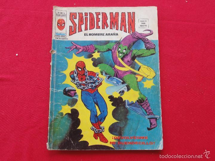 SPIDERMAN V3. Nº 14. DEVOLVEDME MI DUENDECILLO. C-11A. (Tebeos y Comics - Vértice - V.3)