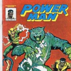 Cómics: COMIC VERTICE - MUNDI COMICS 1982 POWERMAN Nº 3 (MUY BUEN ESTADO). Lote 57392325