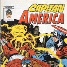 Cómics: COMIC VERTICE - MUNDI COMICS 1982 CAPITAN AMERICA Nº 7 (MUY BUEN ESTADO). Lote 57392441