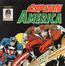 Cómics: COMIC VERTICE - MUNDI COMICS 1982 CAPITAN AMERICA Nº 5 (EXCELENTE ESTADO). Lote 57392484