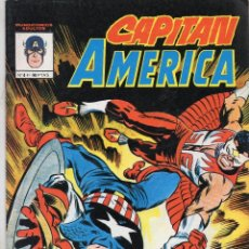 Cómics: COMIC VERTICE - MUNDI COMICS 1982 CAPITAN AMERICA Nº 4 (EXCELENTE ESTADO). Lote 57392505