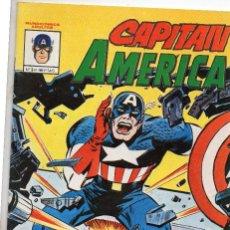 Cómics: COMIC VERTICE - MUNDI COMICS 1981 CAPITAN AMERICA Nº 3 (MUY BUEN ESTADO). Lote 57392536