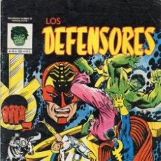 Cómics: COMIC VERTICE - MUNDI COMICS 1982 LOS DEFENSORES Nº 4 (BUEN ESTADO). Lote 57392816