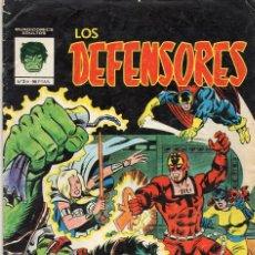 Cómics: COMIC VERTICE - MUNDI COMICS 1982 LOS DEFENSORES Nº 3 (BUEN ESTADO). Lote 57392836
