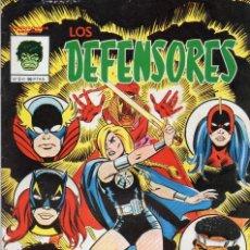 Cómics: COMIC VERTICE - MUNDI COMICS 1981 LOS DEFENSORES Nº 2 (MUY BUEN ESTADO). Lote 57392862