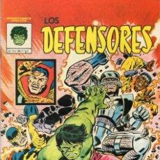 Cómics: COMIC VERTICE - MUNDI COMICS 1981 LOS DEFENSORES Nº 1 (EXCELENTE ESTADO). Lote 57392887