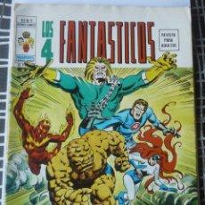 Cómics: LOS 4 FANTASTICOS V.2 Nº 9. Lote 42274078
