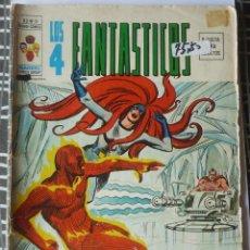Cómics: LOS 4 FANTASTICOS V.2 Nº 6. Lote 27845008