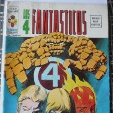 Cómics: LOS 4 FANTASTICOS V.2 Nº 8. Lote 28530872