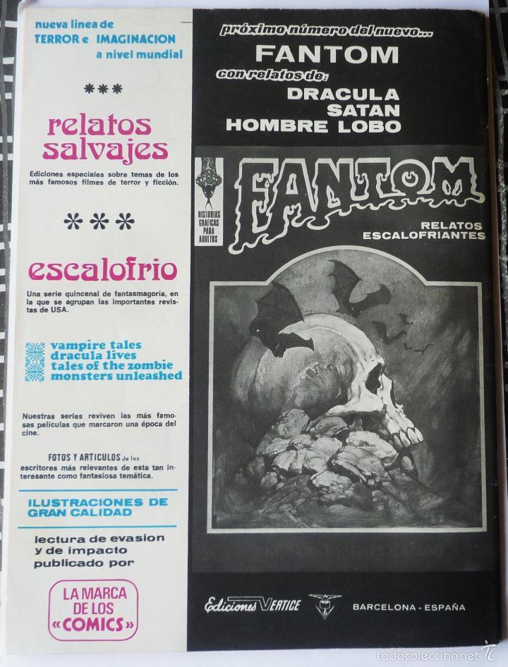 Cómics: LOS 4 FANTASTICOS V.2 Nº 8 - Foto 2 - 28530872