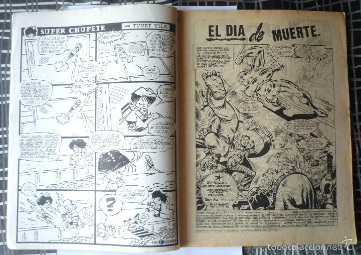 Cómics: LOS 4 FANTASTICOS V.2 Nº 11 - Foto 3 - 28531029