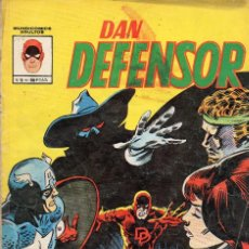 Cómics: COMIC VERTICE - MUNDI COMICS 1982 DAN DEFENSOR Nº 6 (USADO). Lote 57490800